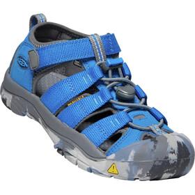 Keen Newport H2 Sandalen Jongeren, blauw/grijs